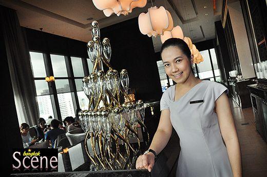 Culinary Benefits Announced at Eight Starwood Group Bangkok Hotels. Words and photos by Paul Hutton, Bangkok Scene.