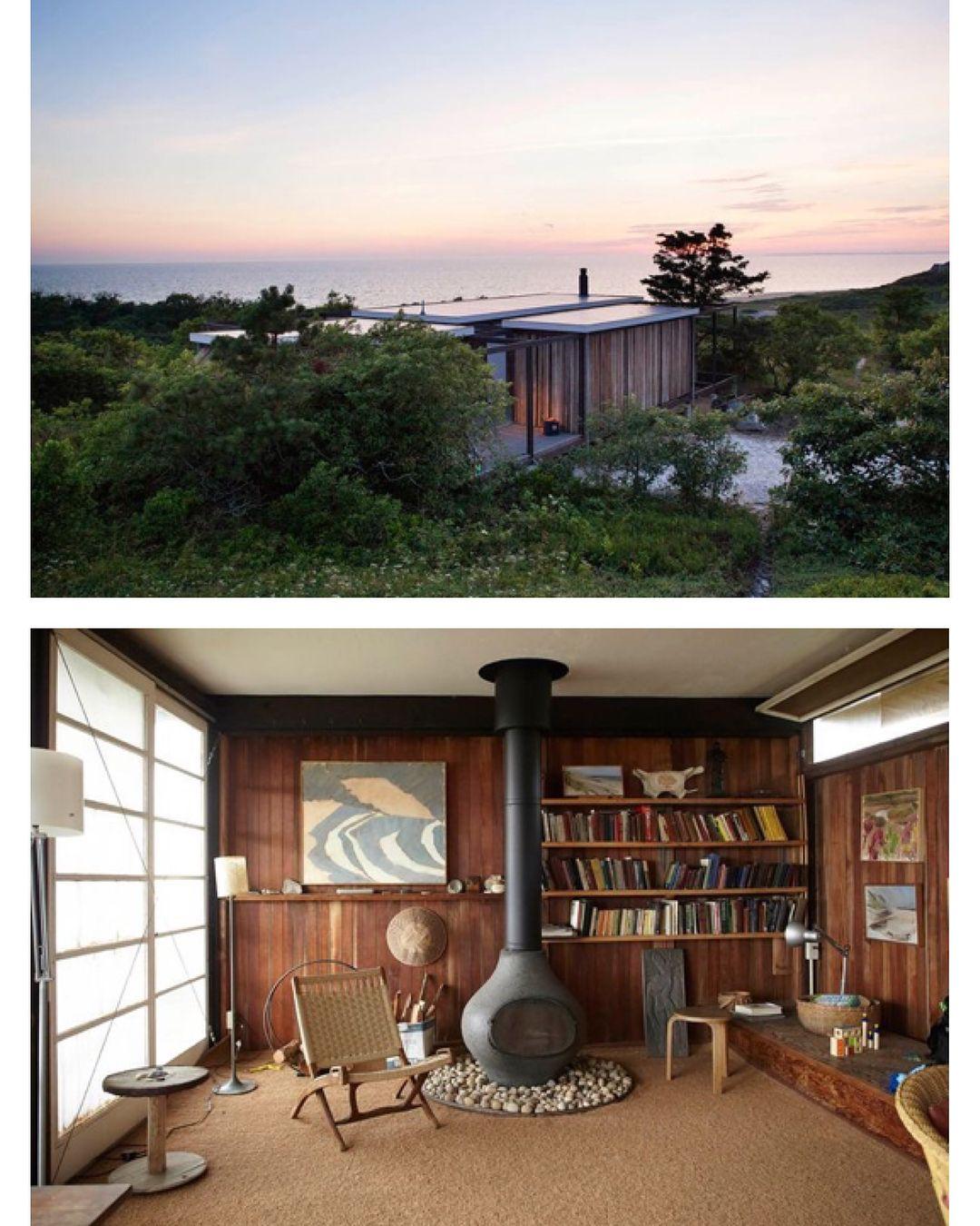 the hatch cottage capecod massachusetts designed by architect