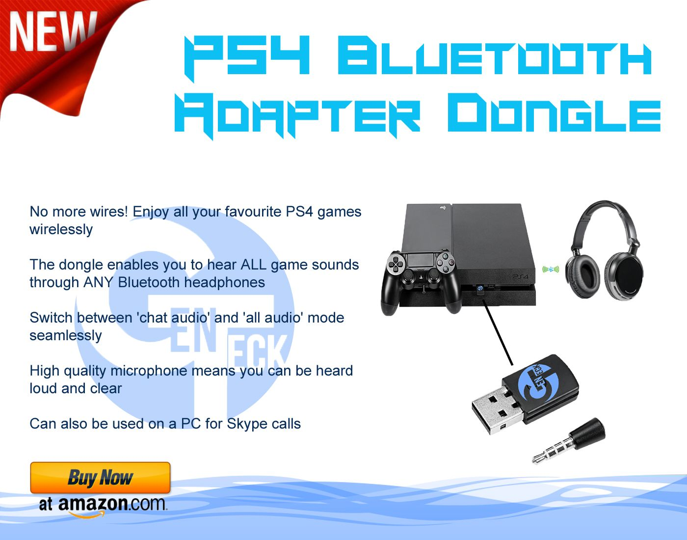 Review Honestly No Need For Instructions Its So Easy Within Minutes Of It Arriving I Was Connected And Ready To Go Http Www Amazon Com Ps4 Usb Bluetooth
