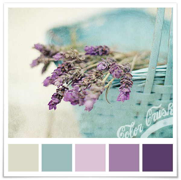 I Want These Colors In My Kitchen. Soft Purple Walls