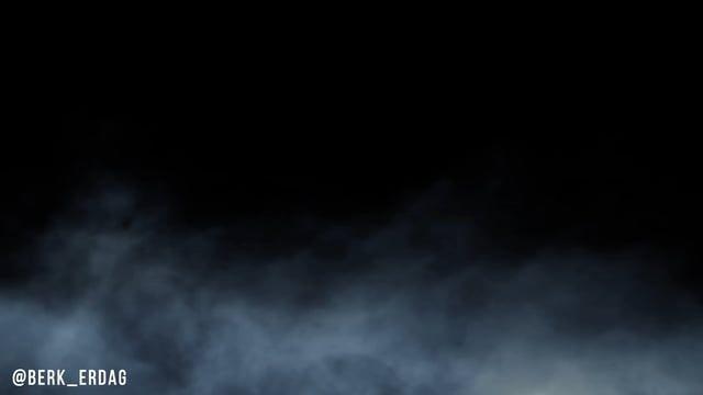 Fog overlay effect