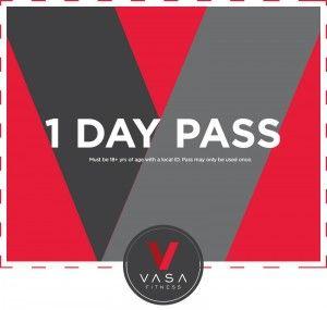 Free 1 Day Pass App Vasa Fitness Vasa Gym Pass Fitness
