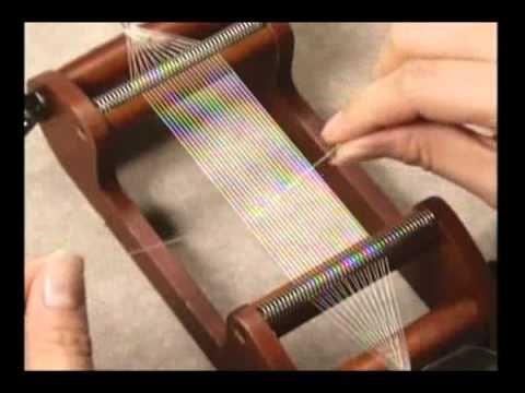 beazu bead loom instructions