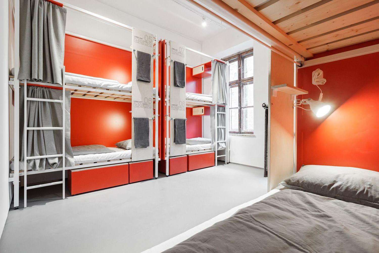 gallery of flow hostel / partizan architecture - 4 | hostel