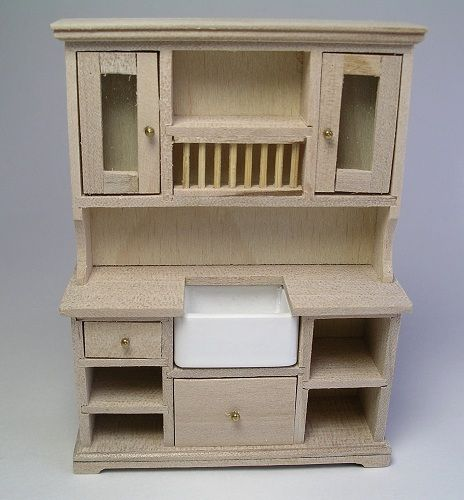 1 24 kitchen sink cabinet dollhouse miniatures pinterest rh pinterest com 24 Kitchen Base Cabinet 24 Sink Base Kitchen Cabinet