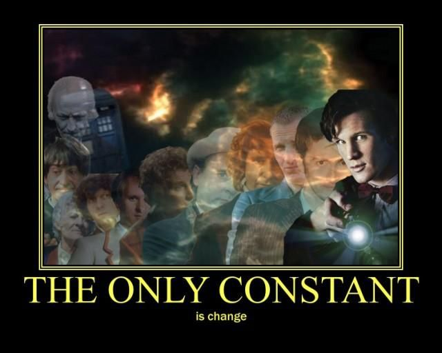 This has long been my motto in life.  I am glad Dr. Who is the same way...!   <3<3