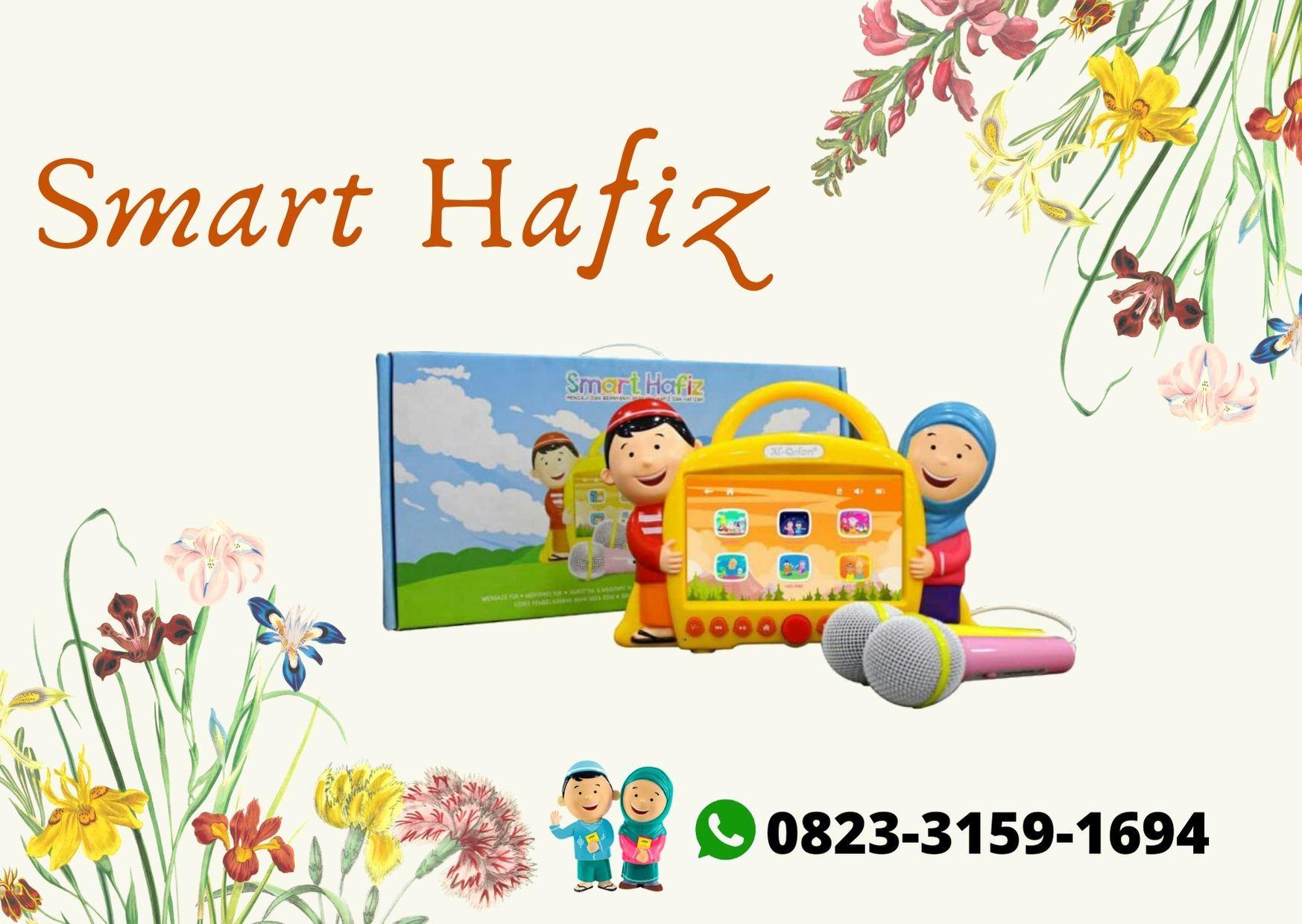 SMART HAFIZ merupakan Inovasi terbaru dari Al Qolam