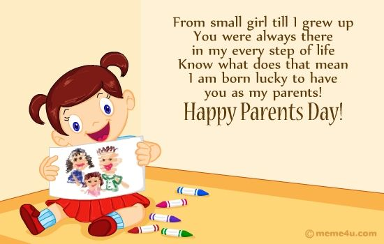 parents day cards