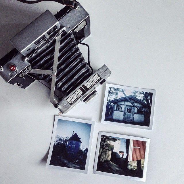 #vapaapäivä #polaroid #vintage #photography #camera #naantali #pitäskeksiivieläjokuhästägi