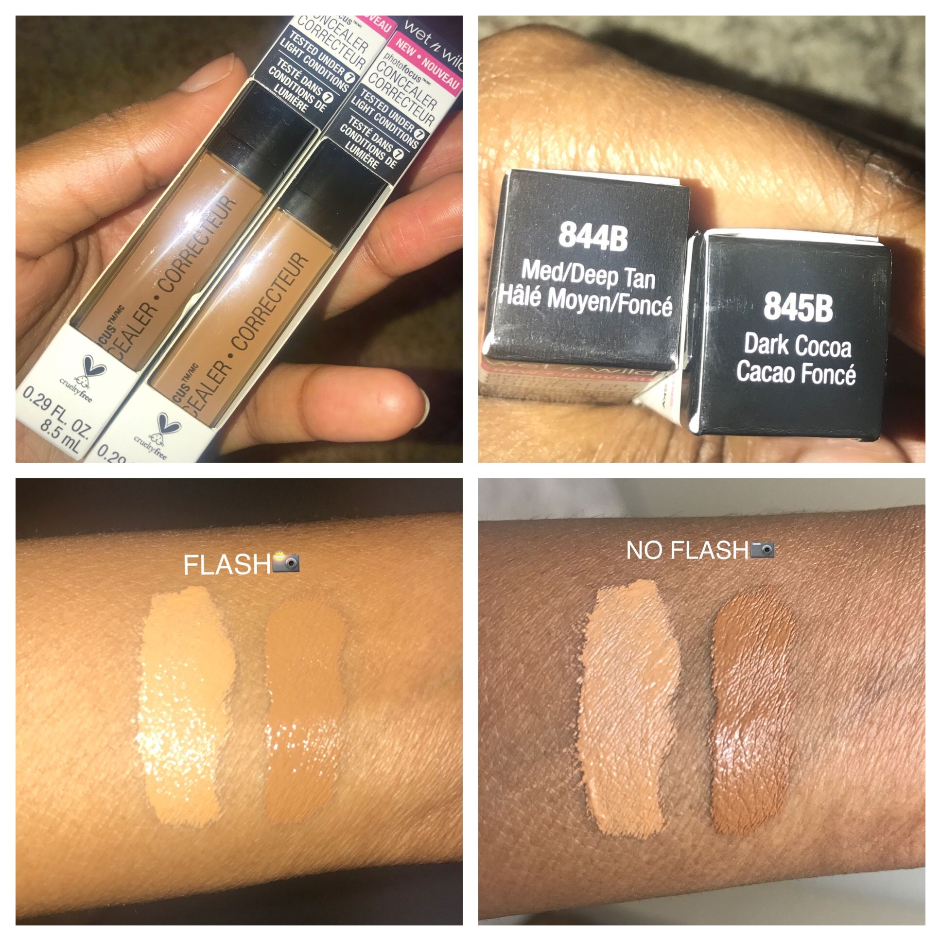 Just Picked Up The Wet N Wild Photofocus Concealer In The