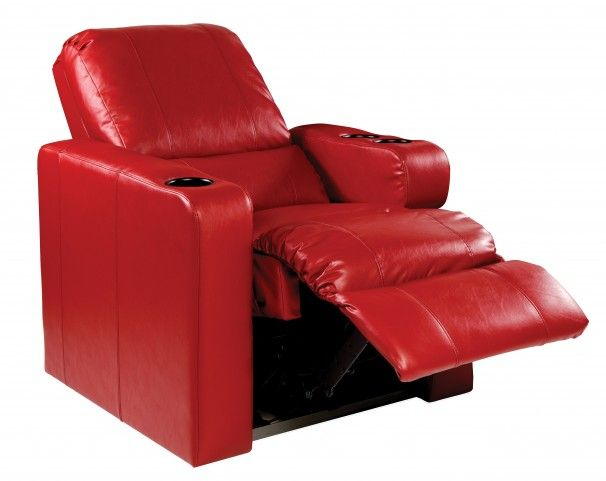 Is This The Most Comfortable Movie Theater Seat Ever?