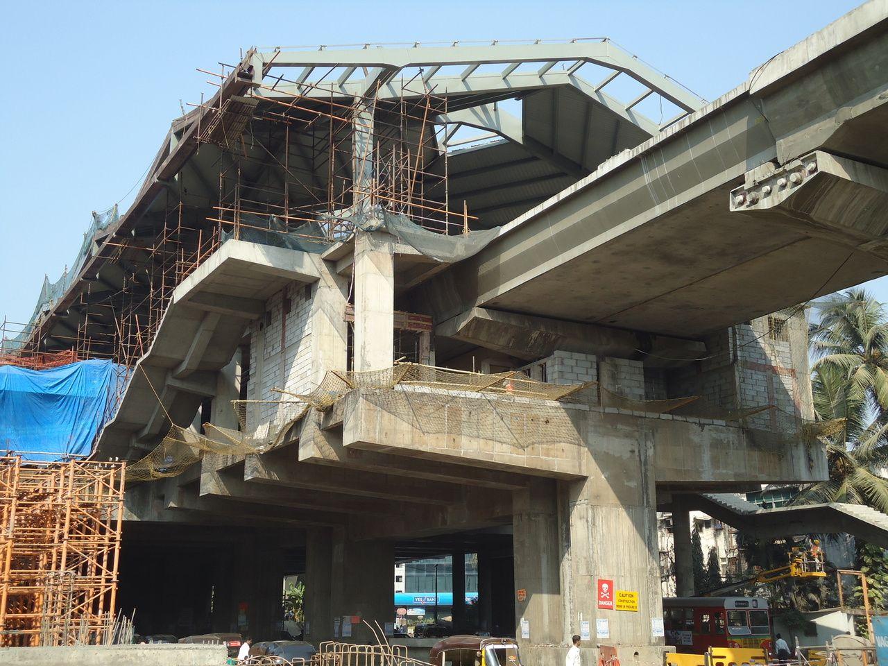 Mumbai Metro Updates - Page 411 - SkyscraperCity | Studio