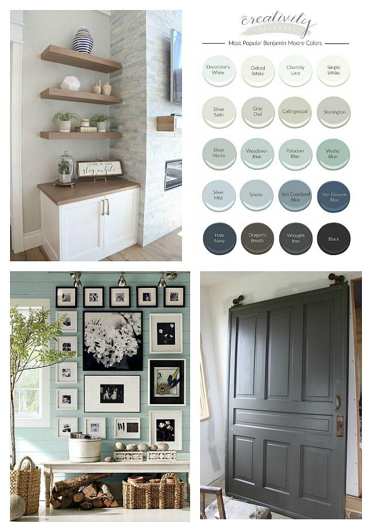 most popular benjamin moore paint colors paint colors on popular house interior paint colors id=77897
