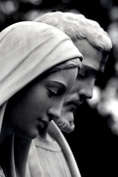 Mary and St. Joseph