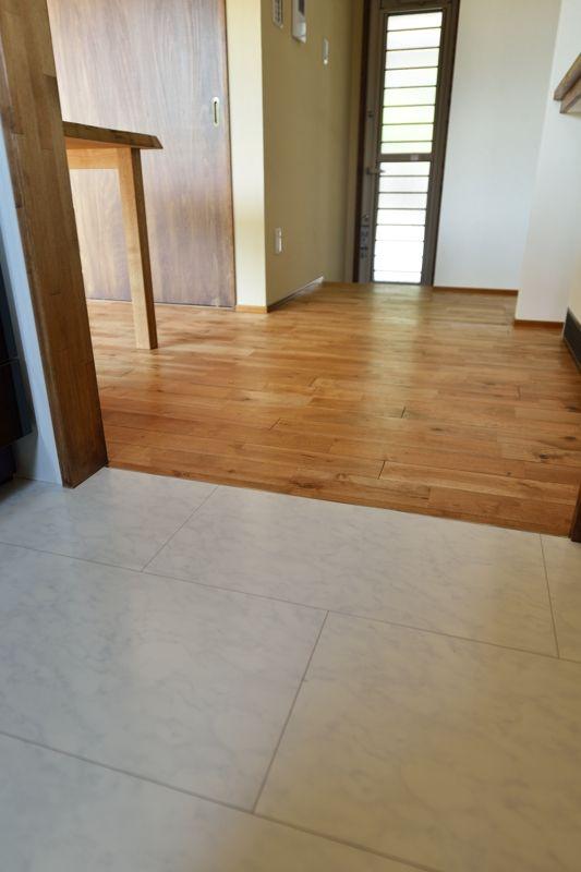 キッチン床は傷や汚れに強い Archi Spec Yuka キッチン床 床