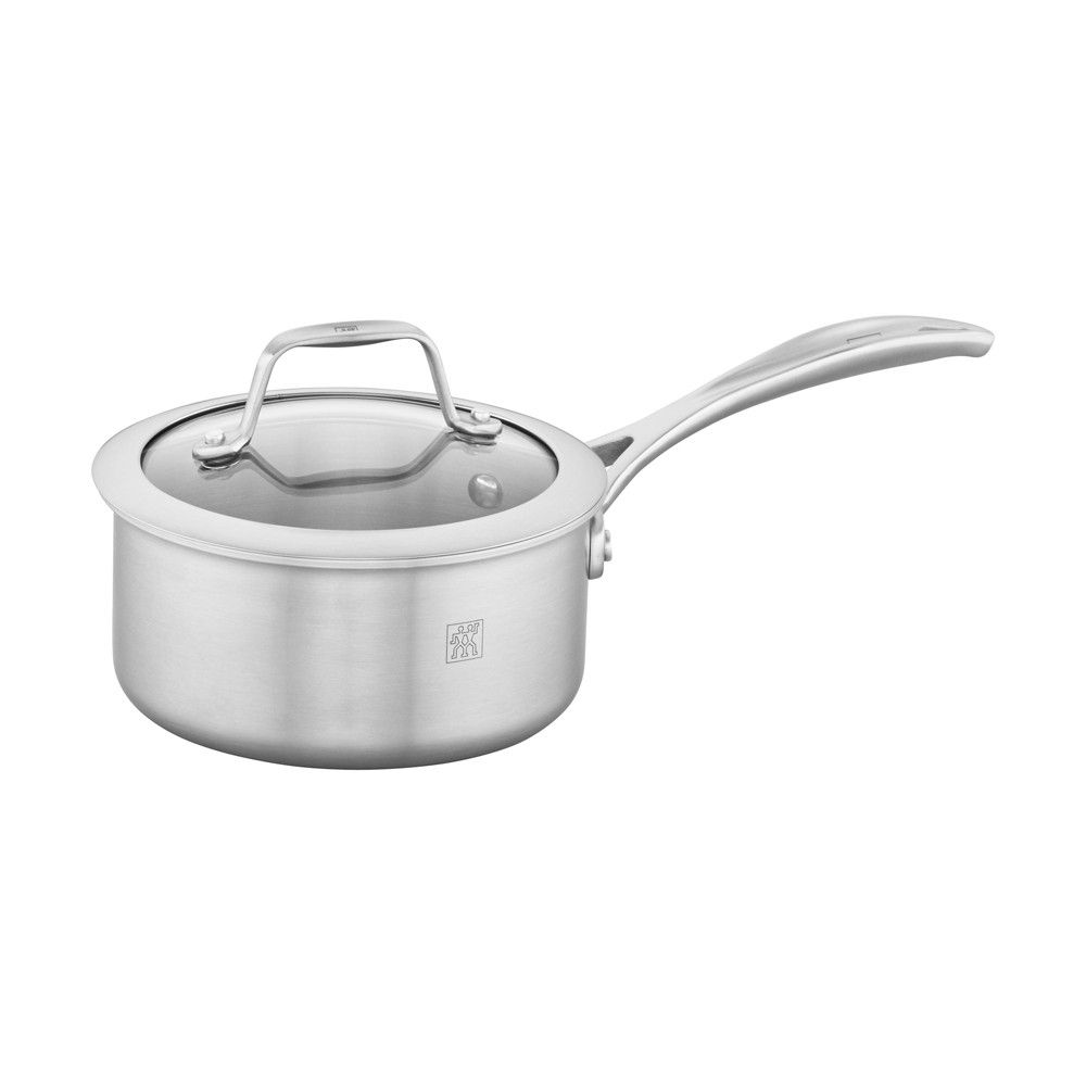 Zwilling Spirit 3 Ply 1 Qt Stainless Steel Saucepan Cookware Set Stainless Steel Stainless Steel Cookware Cookware Set