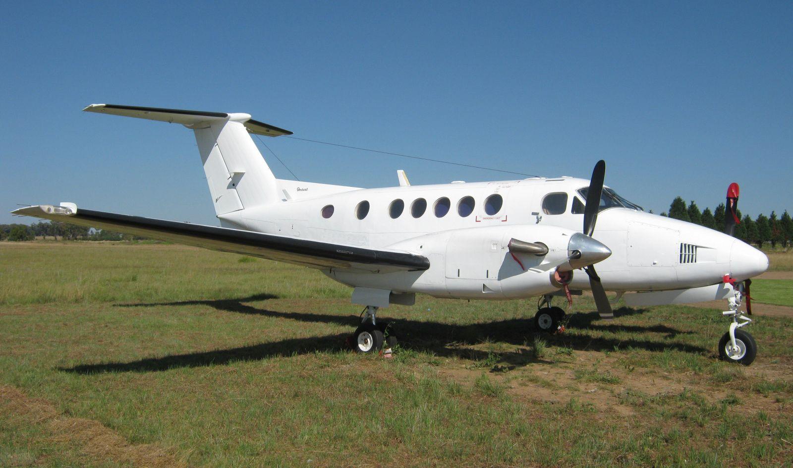 1979 Beechcraft King Air B200 => http//www.airplanemart