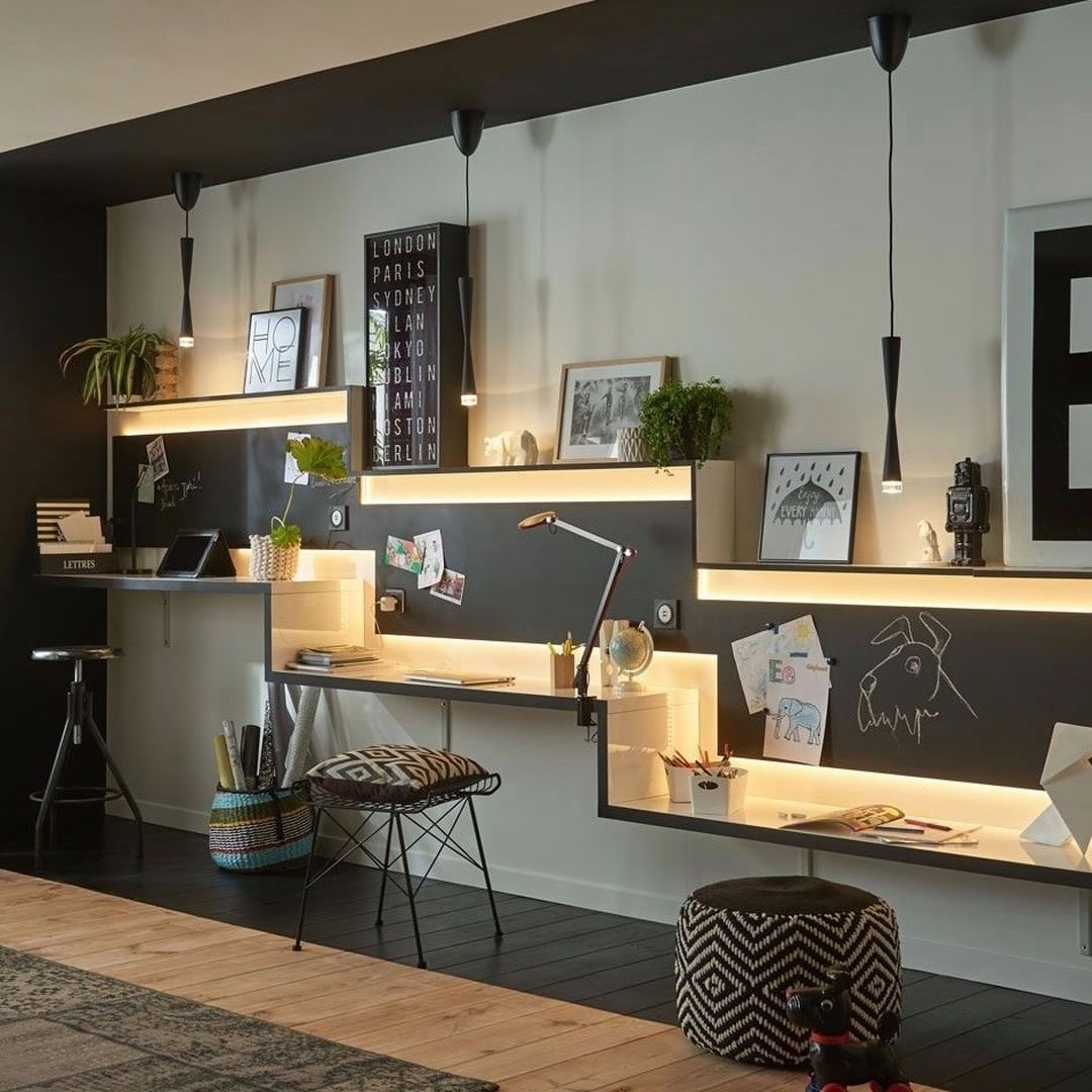 24 Mentions J Aime 0 Commentaires Leroy Merlin Nimes Leroymerlin Nimes Sur Instagram C Est Lundi Bo In 2020 Home Office Design Home Office Decor Home
