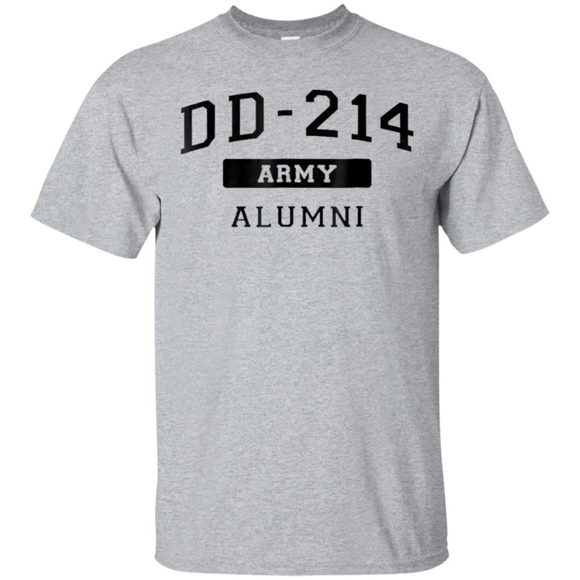 Awesome dd214 alumni army t shirt dd 214 veteran shirt