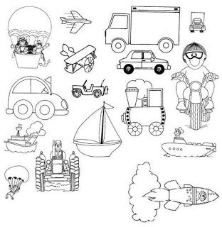 Actividades Escolares Actividades Sobre Medios De Transportes Medios De Transporte Acuaticos Medios De Transporte Transporte