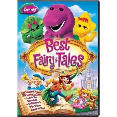 Barney Backyard Gang Three Wishes - HOME DECOR
