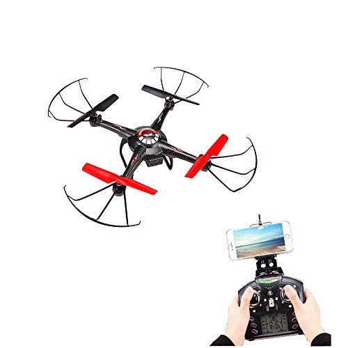 WIFI Control FPV RC Quadcopter Smartphone Controlled Remote Control