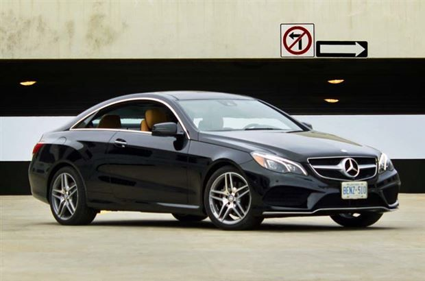 2014 Mercedes Benz E 350 Coupe 4matic Autos Ca Mercedes E
