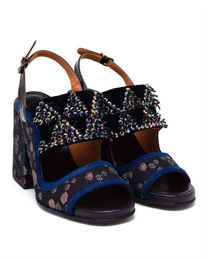 DRIES VAN NOTEN Embellished Sandals