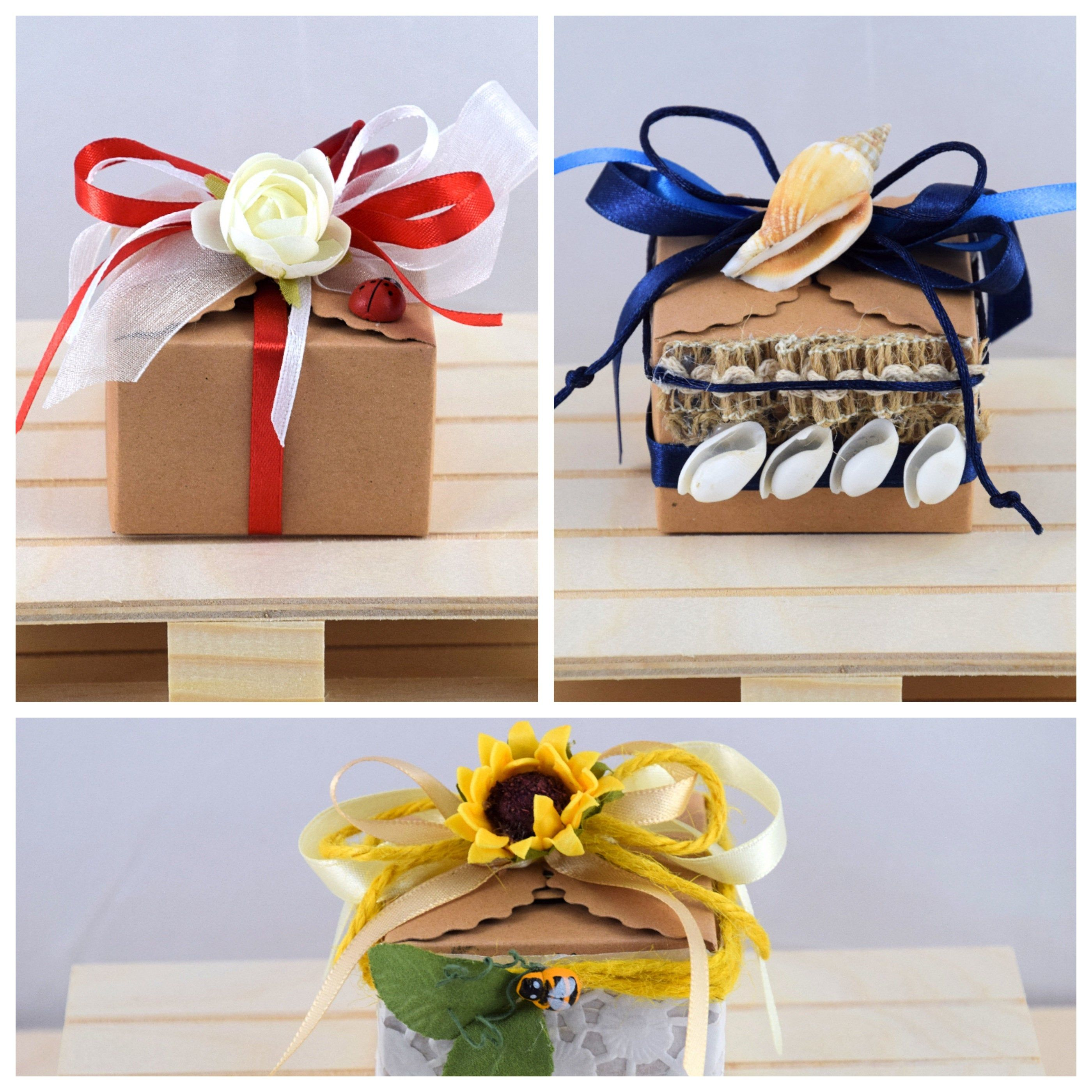 Bomboniere Battesimo Bomboniere Comunione Bomboniere Cresima Bomboniera Laurea Bomboniera Matrimonio Scatola Bomboniera In 2020 Gift Wrapping Gifts Wrap