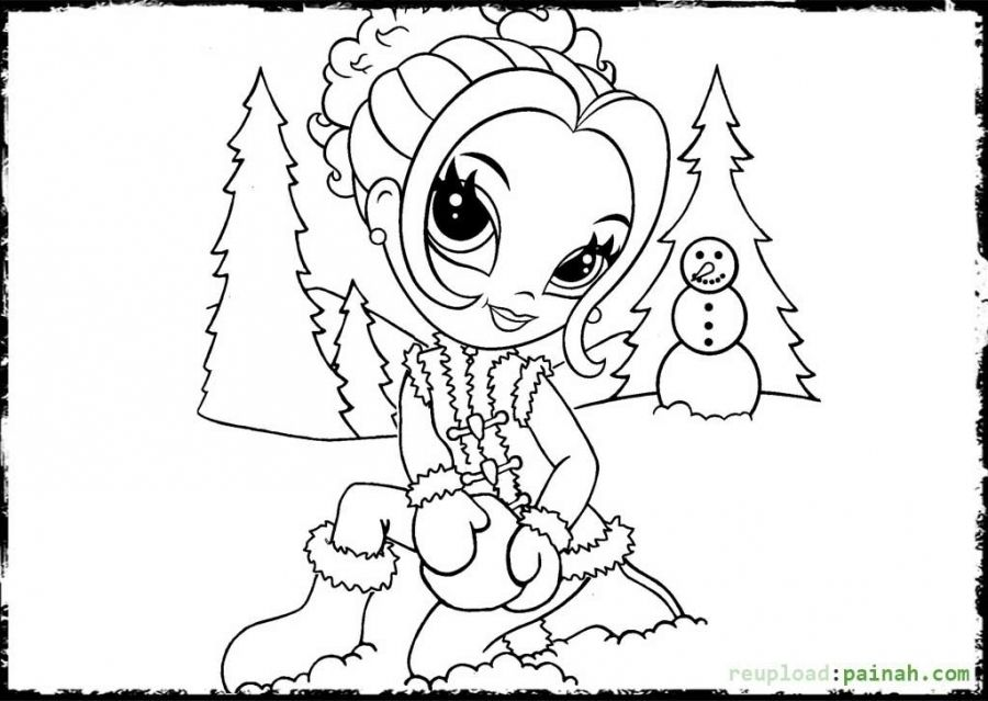 Lisa Frank coloring sheets printable for older kids | Adult Coloring ...