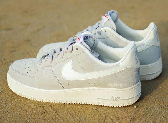 nike air force 1 blazer smoke Gris Baskets Pinterest Nike air