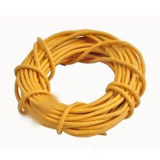 Leather Round Rope String Cord Necklace Jewelry DIY Craft Lots 1PC//5M 1.5mm