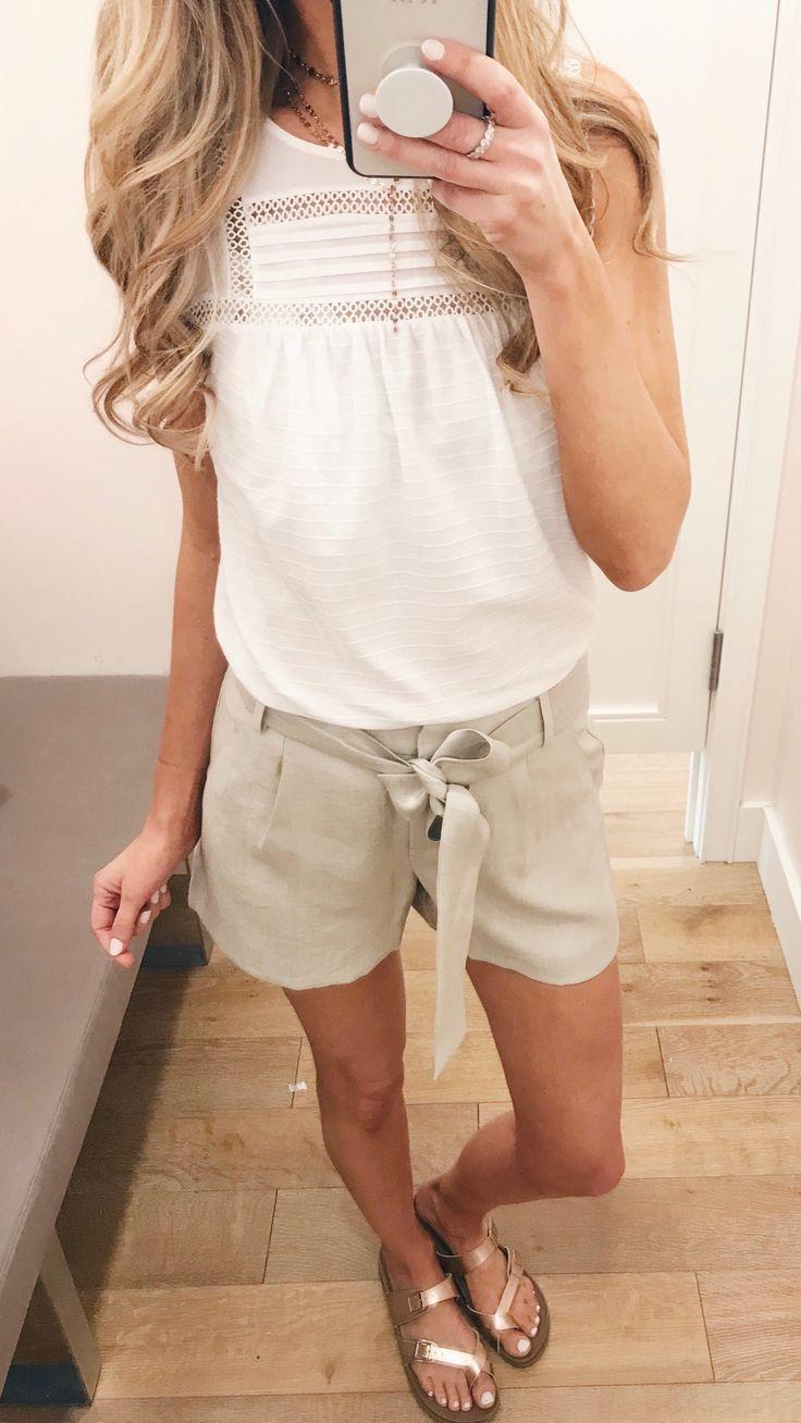 Warum benötigen Sie diesen Sommer in Ihrem Kleiderschrank Dienstprogrammshorts mit hoher Taille?   - sommer outfits - #benötigen #Dienstprogrammshorts #diesen #hoher #Ihrem #Kleiderschrank #mit #Outfits #Sie #Sommer #Taille #warum #summerwardrobe