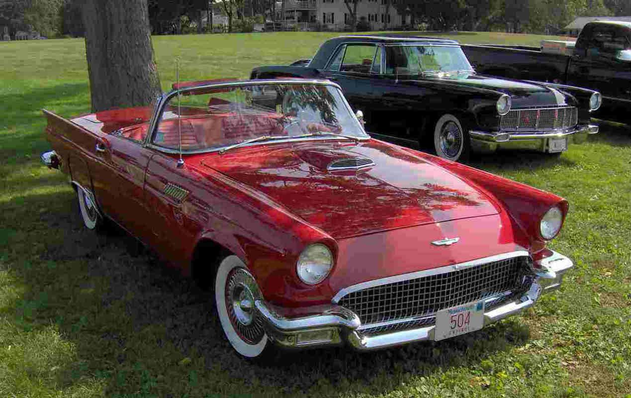 The Coolest Classic Cars of the 1950\'s | 1950\'s Cars & Trucks ...