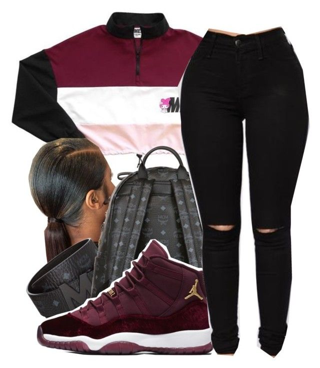 Spiteful Mcm Clothing Polyvore Fashion And Polyvore