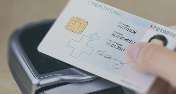4 Thoughts You Have As E Health Insurance Card Approaches