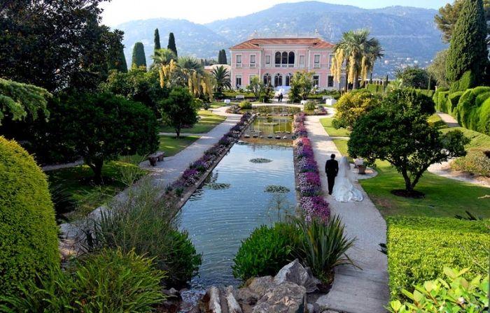 1000 ideas about villa rothschild on pinterest schwarzwaldbad wohnzimmerleuchten and schnapsflasche lampen - Villa Ephrussi De Rothschild Mariage