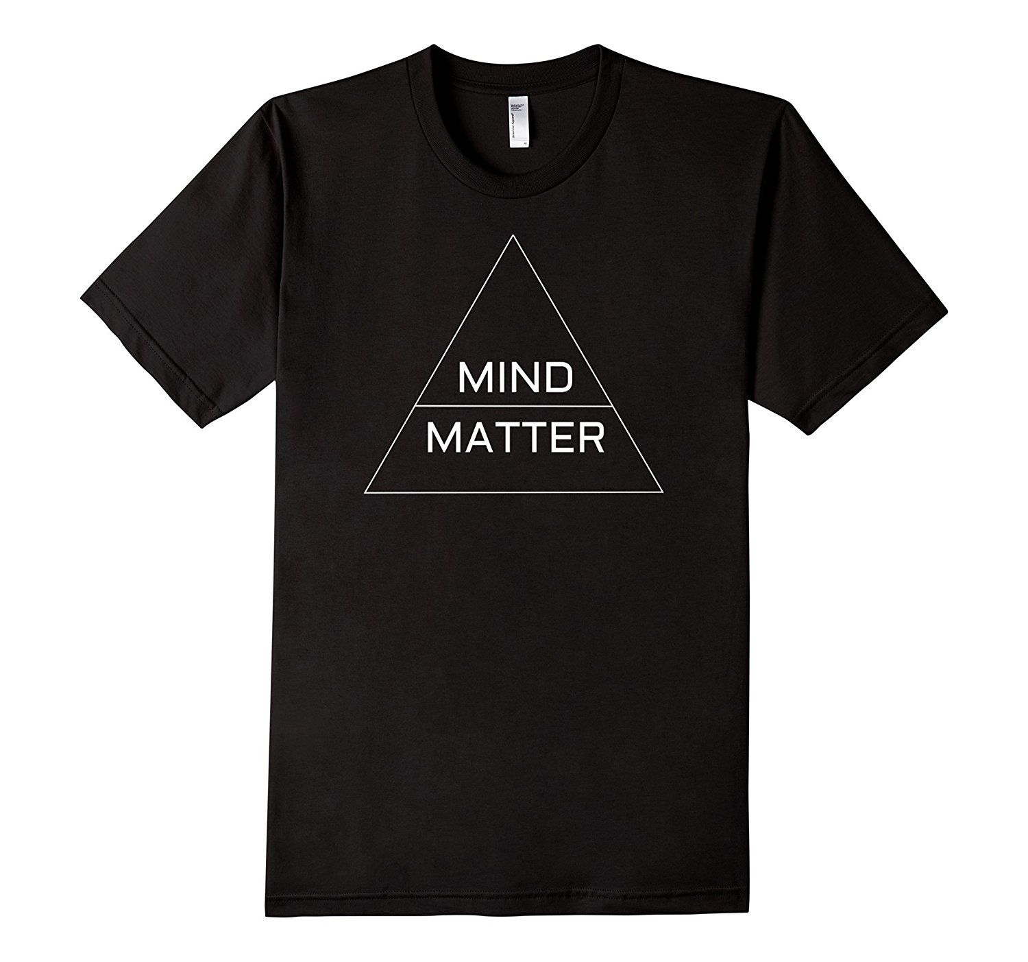 Amazon Prime | Mind over Matter T-Shirt | Premium Tee: Clothing