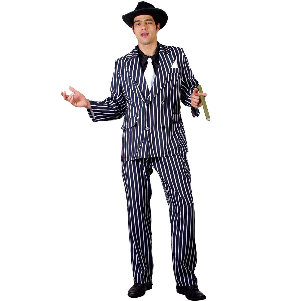 Godfather Gangster Italian 20s Mens Fancy Dress Up Mafia Costume Addams Family Costumes Addams Family Halloween Costumes Family Costumes