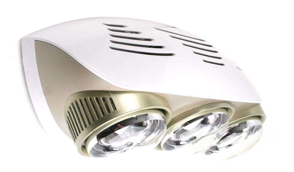 825w Bathroom Ceiling Light Heater Bath 3 Heat Lamp Fan Wall Mounted Bathroom Ceiling Light Heat Lamps Wall Fans