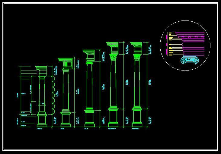 CAD Library-AutoCAD Blocks & Drawings : ☆【European