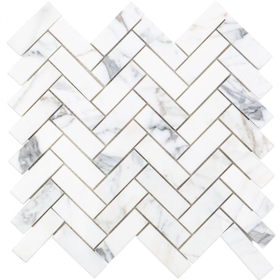 Calacatta Herringbone Marble Tile Marble Mosaic Herringbone Tile Marble Herringbone Tile