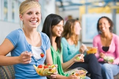 Dash Diet Helps Keep Teenager Girls Slim and May Prevent Future Health Problems