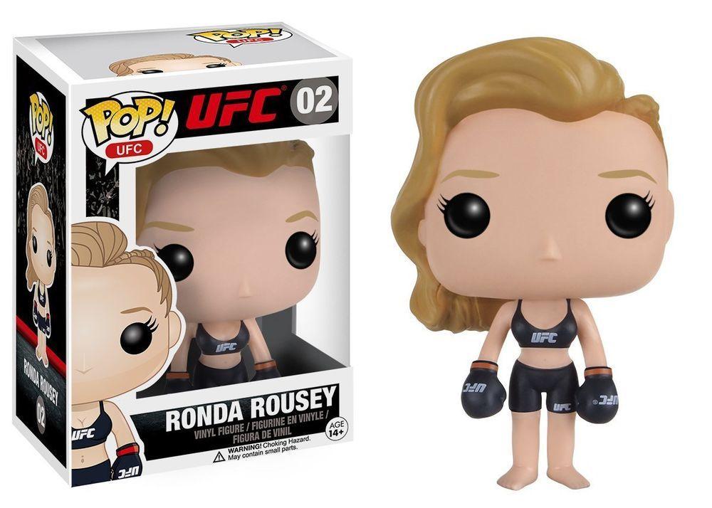Funko POP UFC Ronda Rousey Vinyl Figure FunKo Ronda