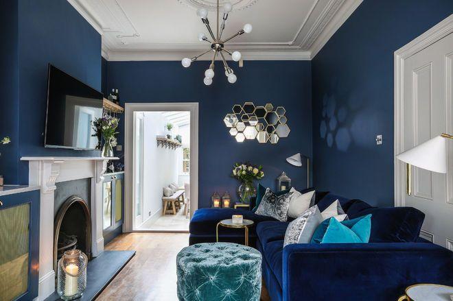 Klassisch modern Wohnbereich by Alex Maguire Photography Eine
