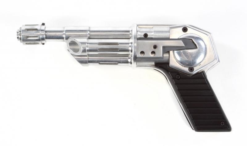 MEN IN BLACK PROP GUN - Price Estimate: $1000 - $1500