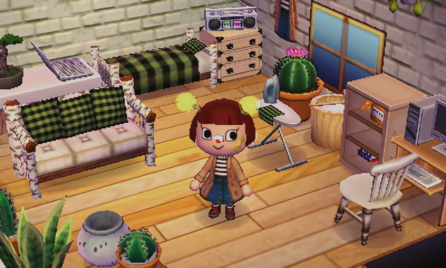 Fateside My Bedroom Is Complete Animal Crossing Happy Home
