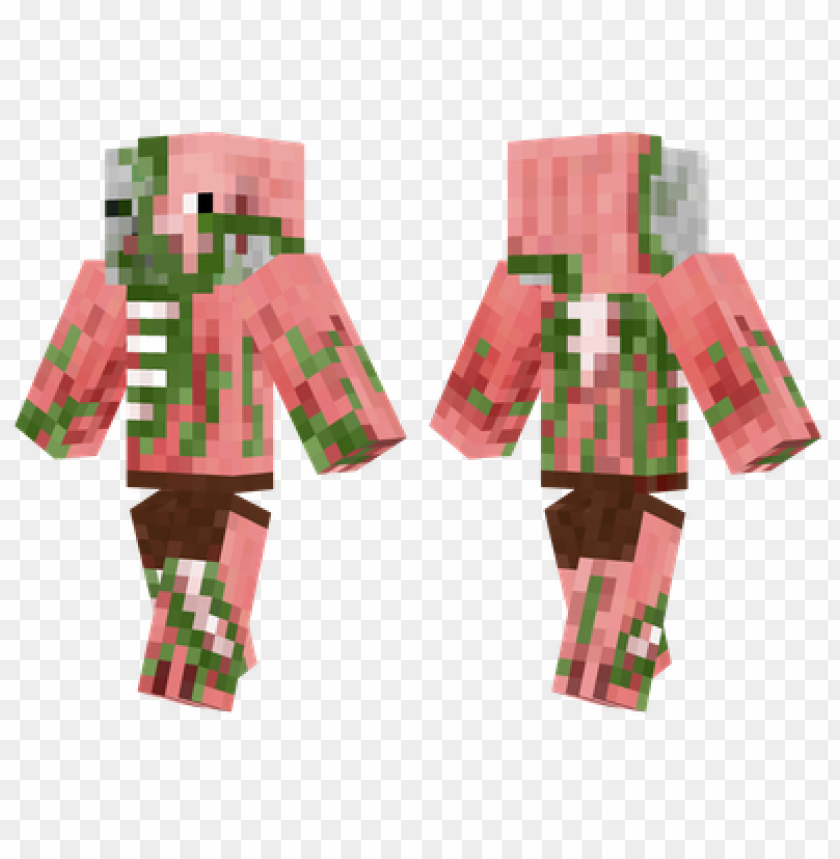 Minecraft Skins Zombie Pigman Skin Png Image With Transparent Background Png Free Png Images Minecraft Skins Zombie Minecraft Skins Png Images