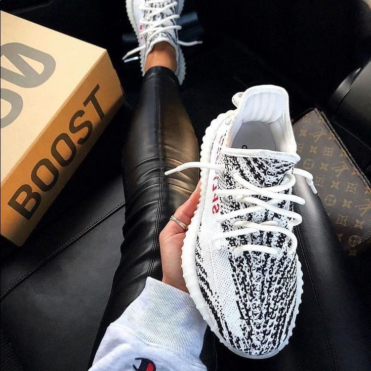 Zebra Yeezy 350 Boost | Yeezy shoes