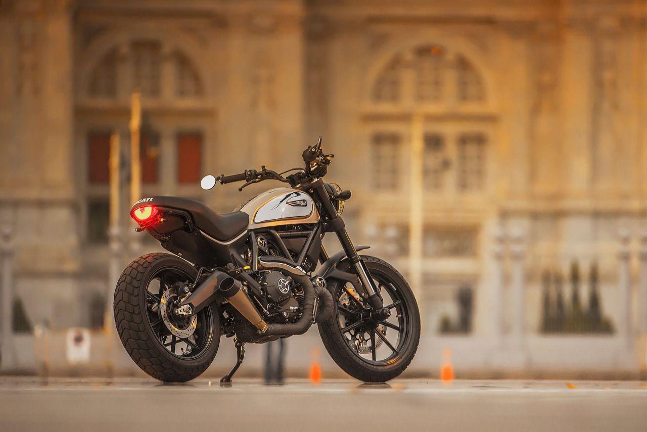 Ducati Scrambler Modern Tracker By Mugello Moto Via ScramblerThailand